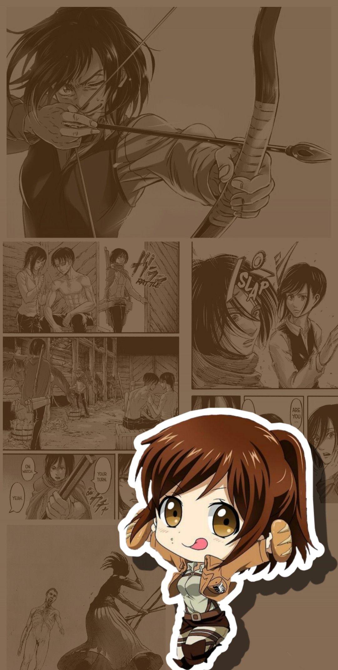 Sasha Braus Cute Wallpaper Anime Background Aesthetic Anime Anime Wallpaper Phone
