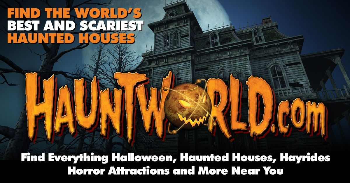 Find Haunted Houses, Biggest, Best and Scariest Haunted
