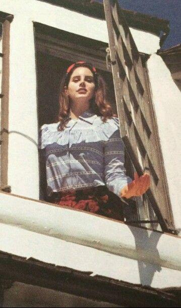 Lana Del Rey photographed by Alexander Gordienko for Marfa Journal #LDR