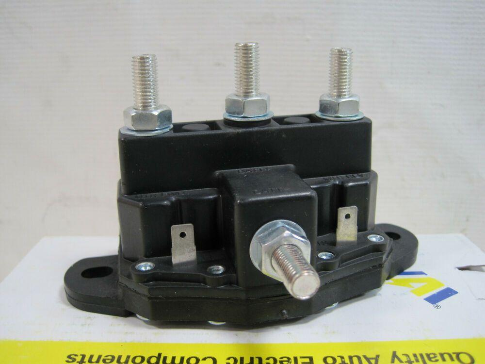 ebay #sponsored winch motor intermittent duty reverse solenoid dc  contractor relay switch #b1684