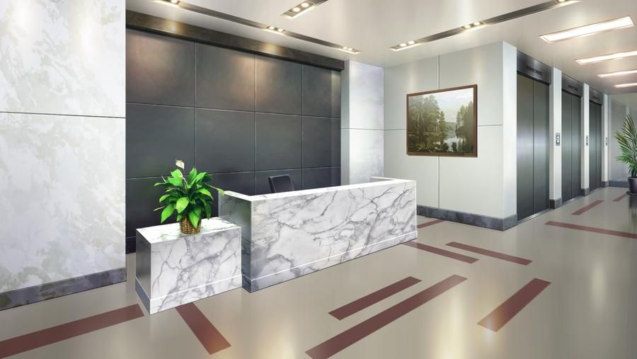 Reception - VN background by Vui-Huynh on DeviantArt