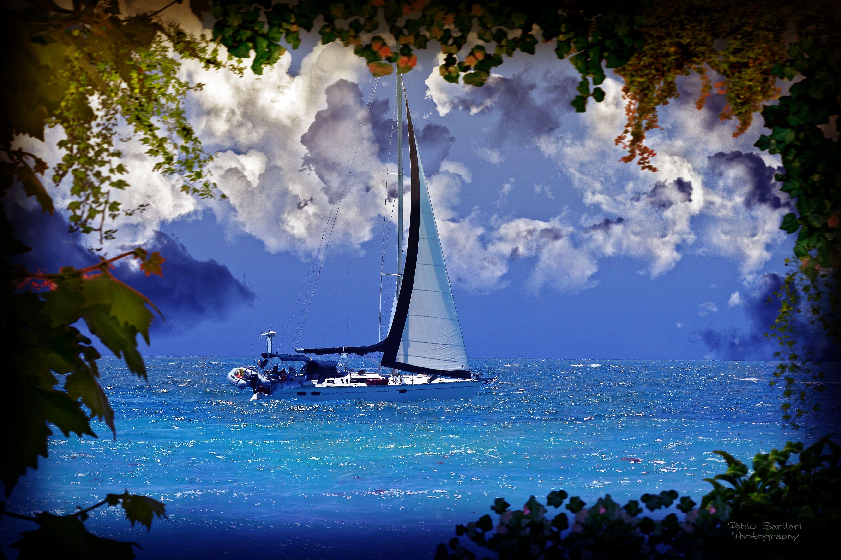 Sailing Glow