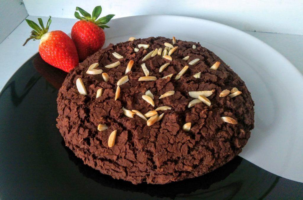 Mehlfreier XXL-Kirsch-Cookie