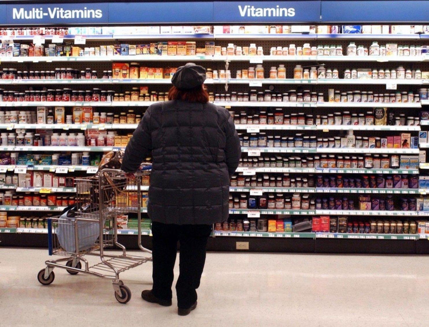GNC, Target, WalMart, Walgreens accused of selling