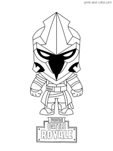 Fortnite Coloring Pages Print And Color Com Coloring Pages Dragon Coloring Page Coloring Pages To Print