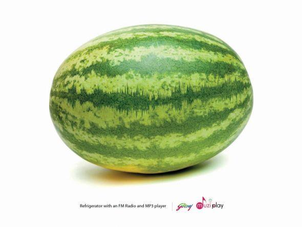 PUMP IT UP!    Godrej: Melon