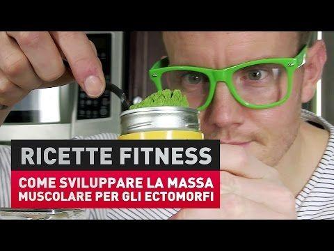 dieta per aumentare la massa muscolare ectomorfa