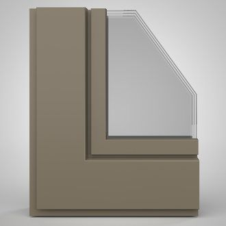 Colore a struttura fine F703 grigio muschio