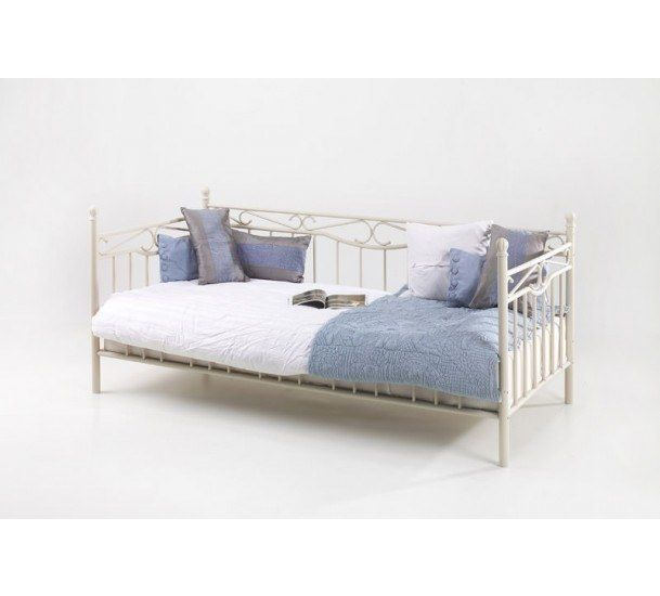 metal seng Ara Seng   Romantisk metal seng   90x200 cm | Johanne | Seng, Stil  metal seng