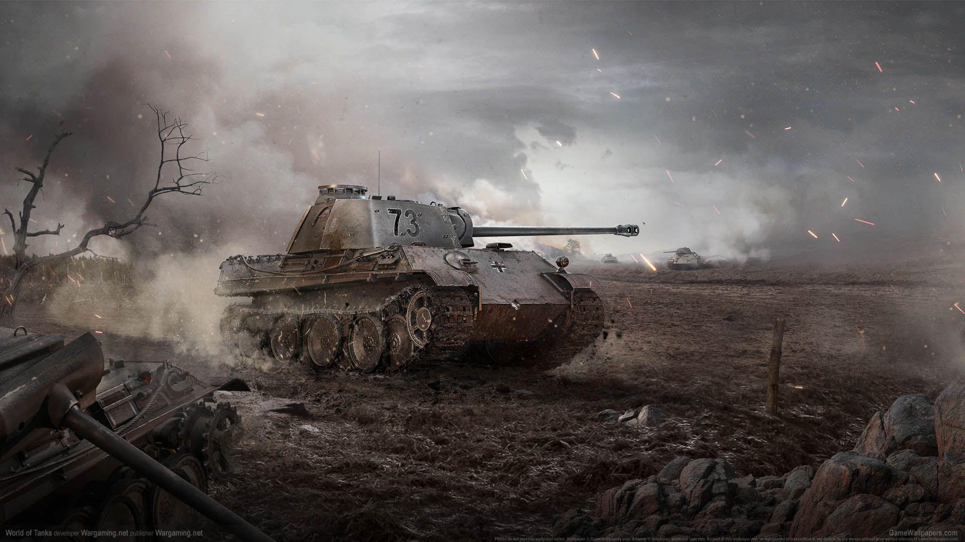 World Of Tanks Wallpaper 25 1920x1080 Tank Wallpaper