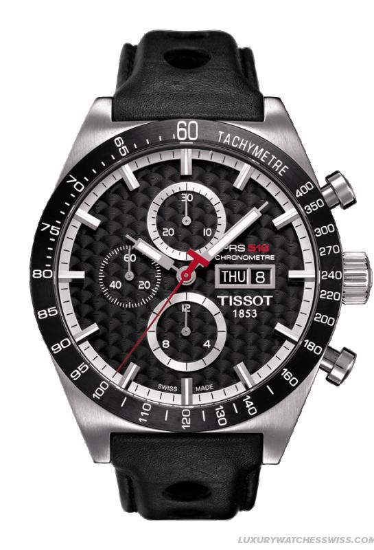 Tissot PRS 516 Mens Watch:-O~~~^_^~~~ I'm still waiting for what? Will it. To father's gift.