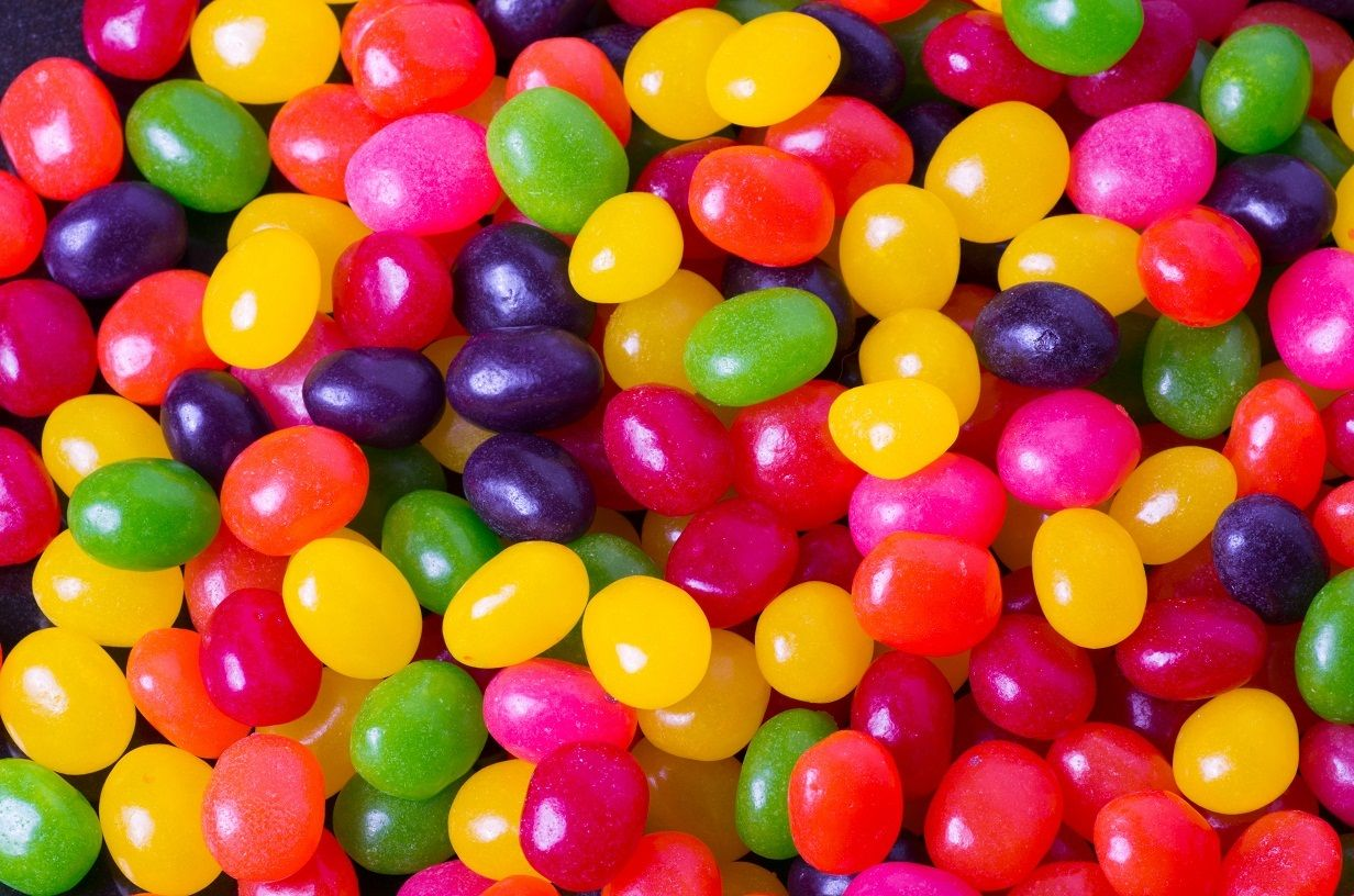 Jelly Beans Easter