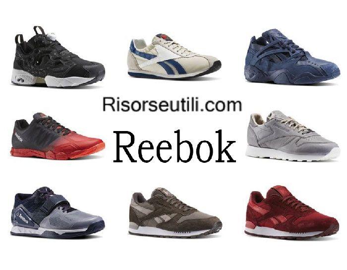 a064d6775 Shoes Reebok fall winter 2016 2017 menswear footwear