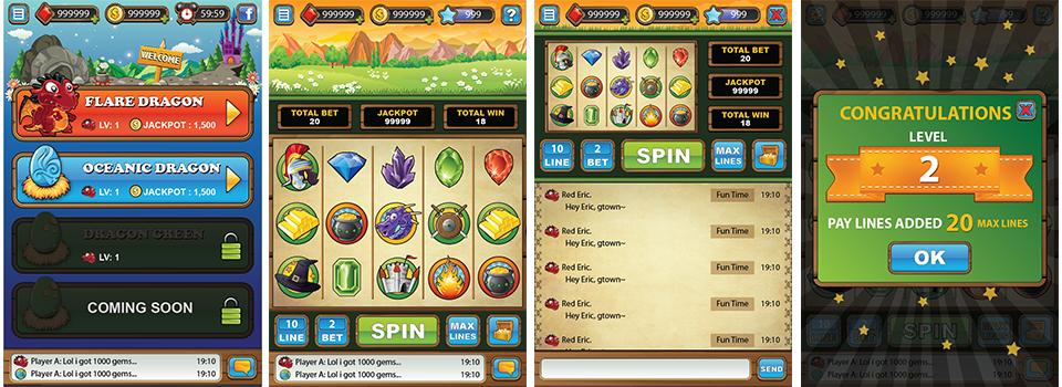 dragonslots.png (960×350) Game google, Games, Mobile game