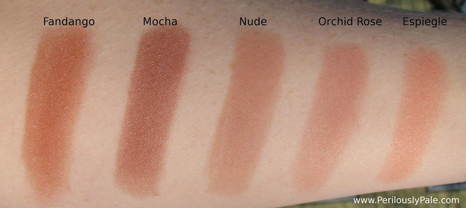 My Chanel Blush Collection - Joues Contraste Swatches, Pics, and ...