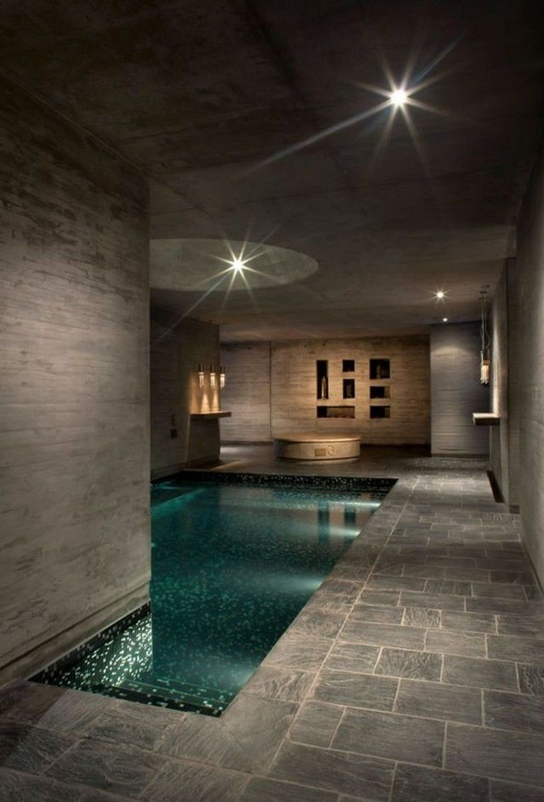 30+ Amazing Indoor Swimming Pool You Definitely Love