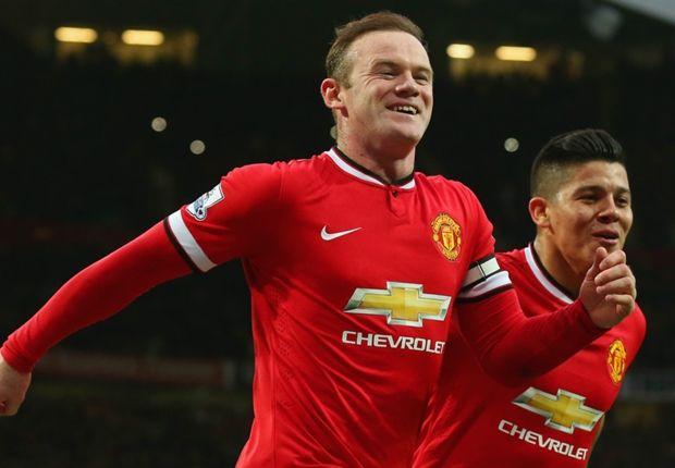 Wayne Rooney Senang Manchester United Menang Lagi - Sang penyerang Inggris mencetak sepasang gol United ke gawang Sunderland, namun ia mengaku lebih mementingkan kemenangan tim.