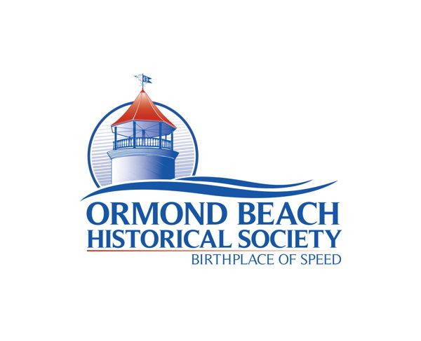Ormond Beach Historical Society Logo Re Brand By Ms Design Graphics