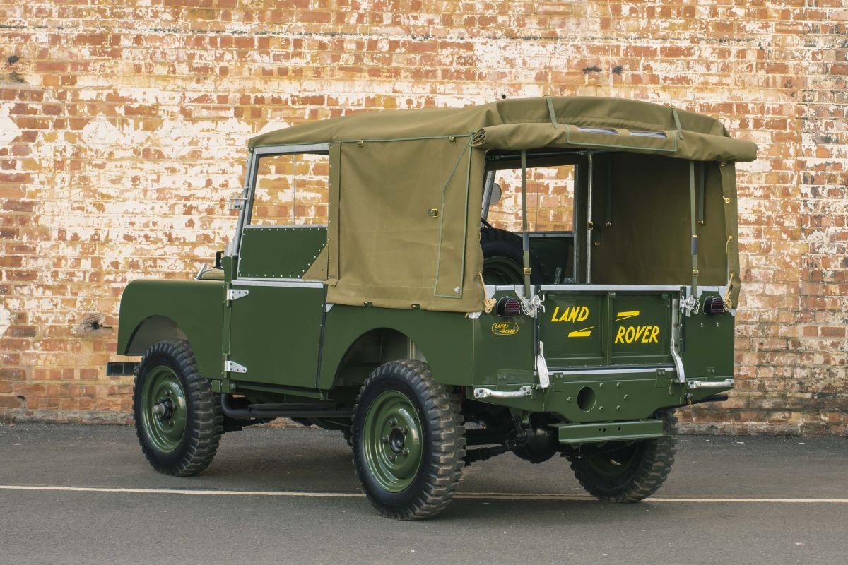 Land Rover blaast Series 1 nieuw leven in | Land rovers, Landrover ...