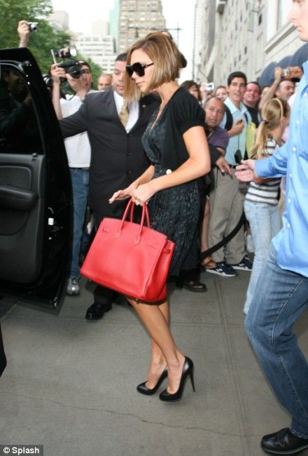 da6d59036f Victoria Beckham s 100-strong Birkin bag collection that s worth 1.5 ...