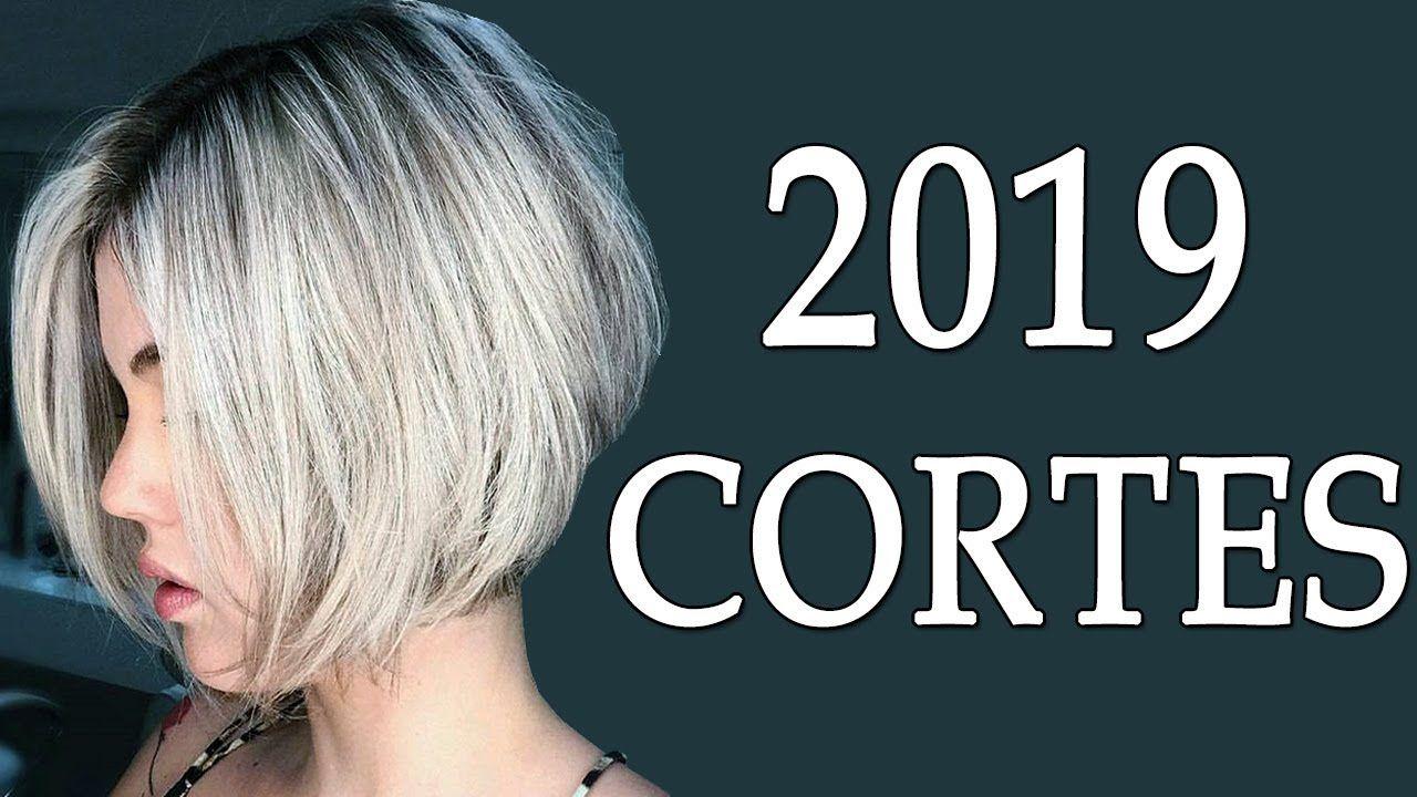Cortes de cabello para senoras 2019