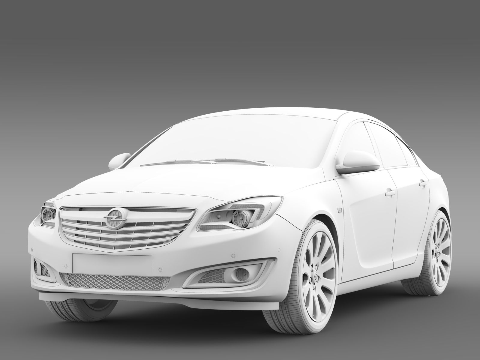 Opel Insignia 2015 Vauxhall Opel