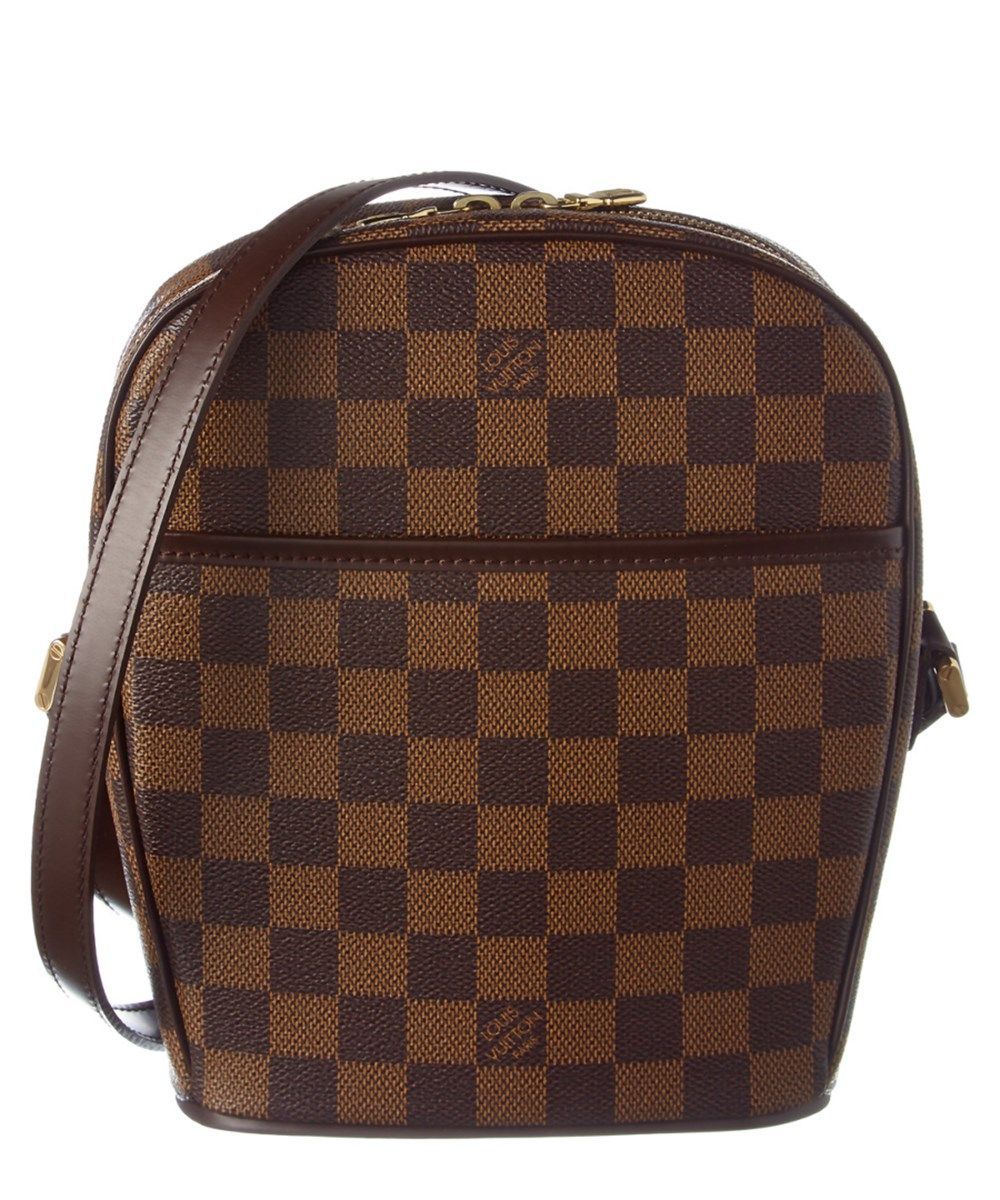 2ed99f3eae7 LOUIS VUITTON Louis Vuitton Damier Ebene Canvas Ipanema Pm .  louisvuitton   bags  shoulder bags  lining  canvas