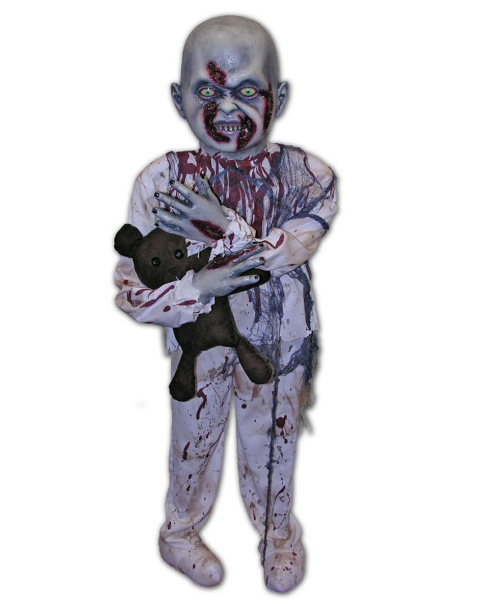 Little Boy Zombie Prop – Spirit Halloween. Some things are almost ...