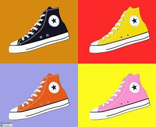 9c928a61a330df Converse All-Star Pop Art