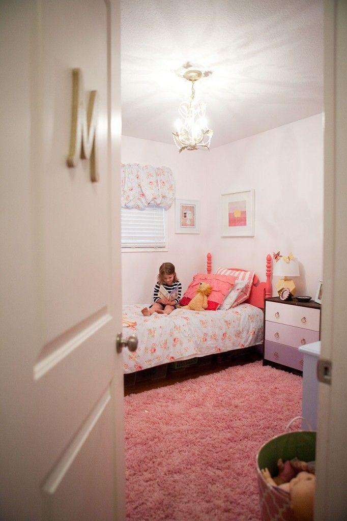 Big Girl Room Makeover | Megan Campbell Designs | Big girl ...