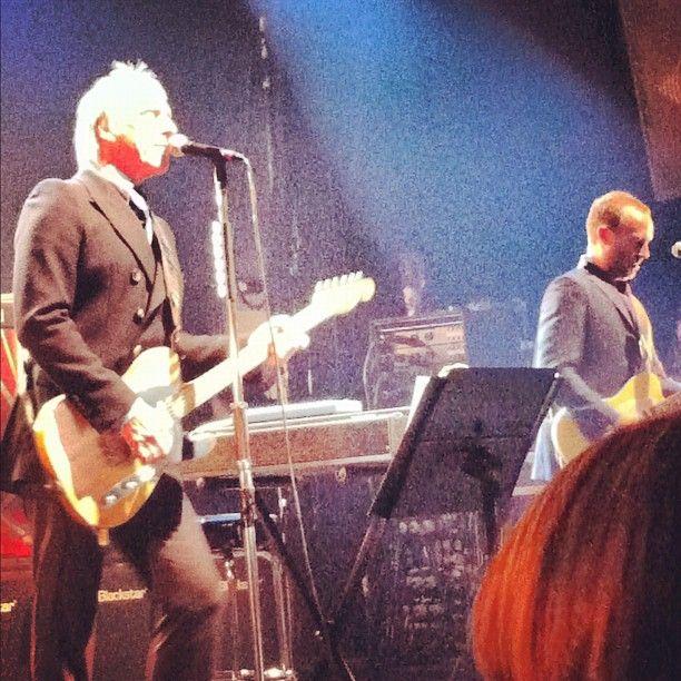 Paul Weller & Steve Cradock @ Le Bataclan 13th June 2012 (©me)