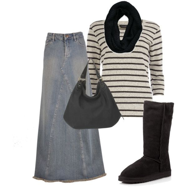 """winter black"" by holiness-preachers-wife on Polyvore"