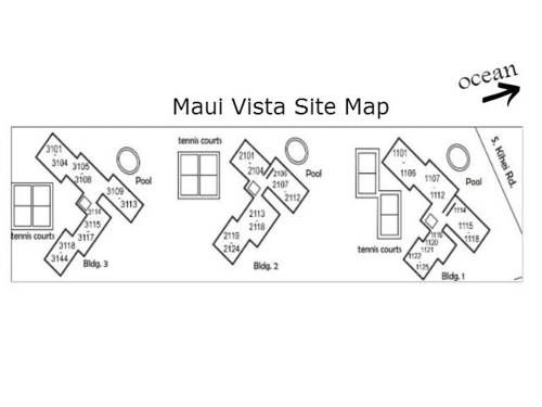 Maui Vista 1 307 Kihei Hawaii Set In Keawakapu Maui Vista 1