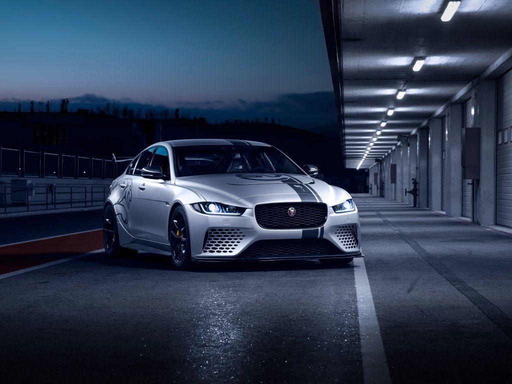 2020 Front Jaguar Xe Sv Project 8 Wallpaper Di 2020 Dengan Gambar