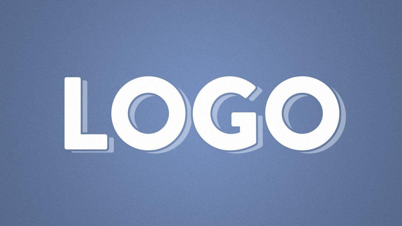 картинка надпись логотип полоской