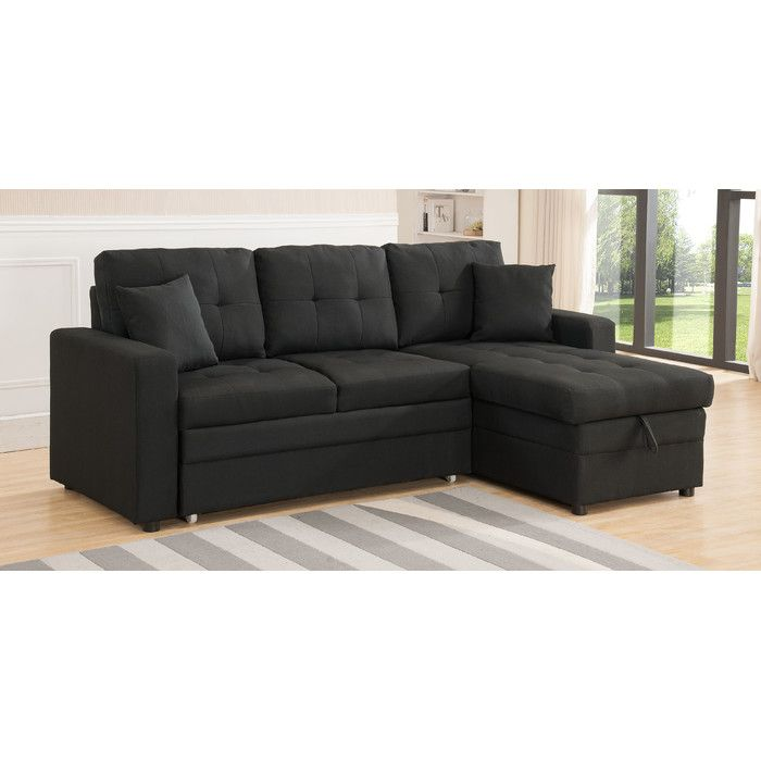 Youu0027ll love the Weymand Reversible Chaise Sectional at Wayfair - Great Deals on all  sc 1 st  Pinterest : sectional with reversible chaise - Sectionals, Sofas & Couches