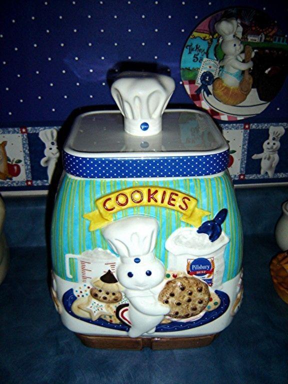 find your favorite pillsbury dough boy cookie jar for your kitchen here - Pillsbury Dough Boy Halloween Cookies