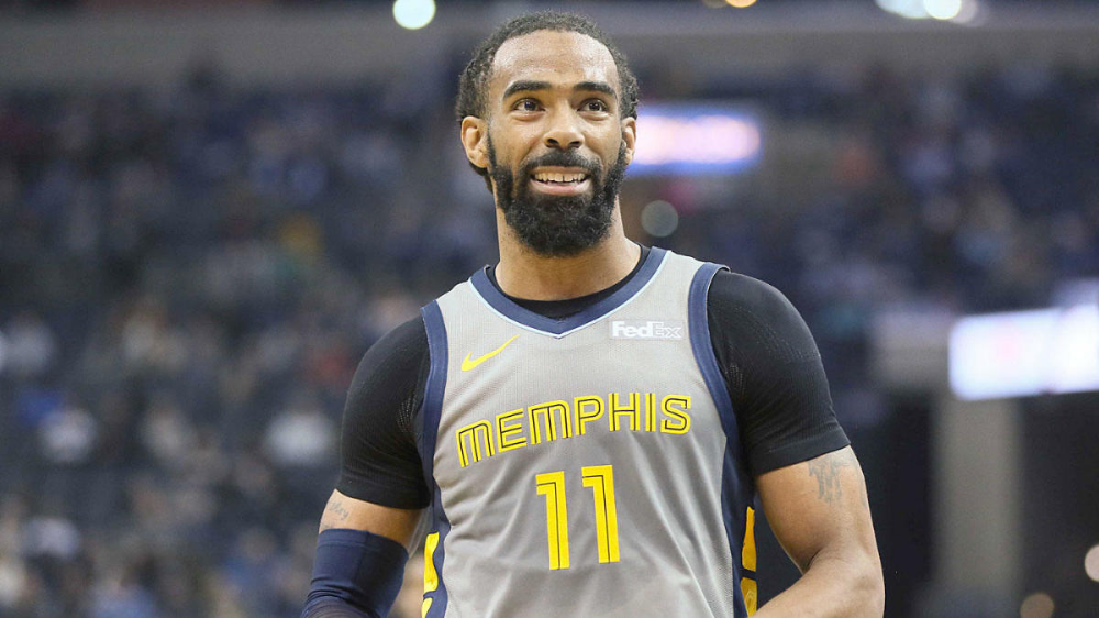Grizzlies trade Mike Conley to Jazz in multiplayer deal