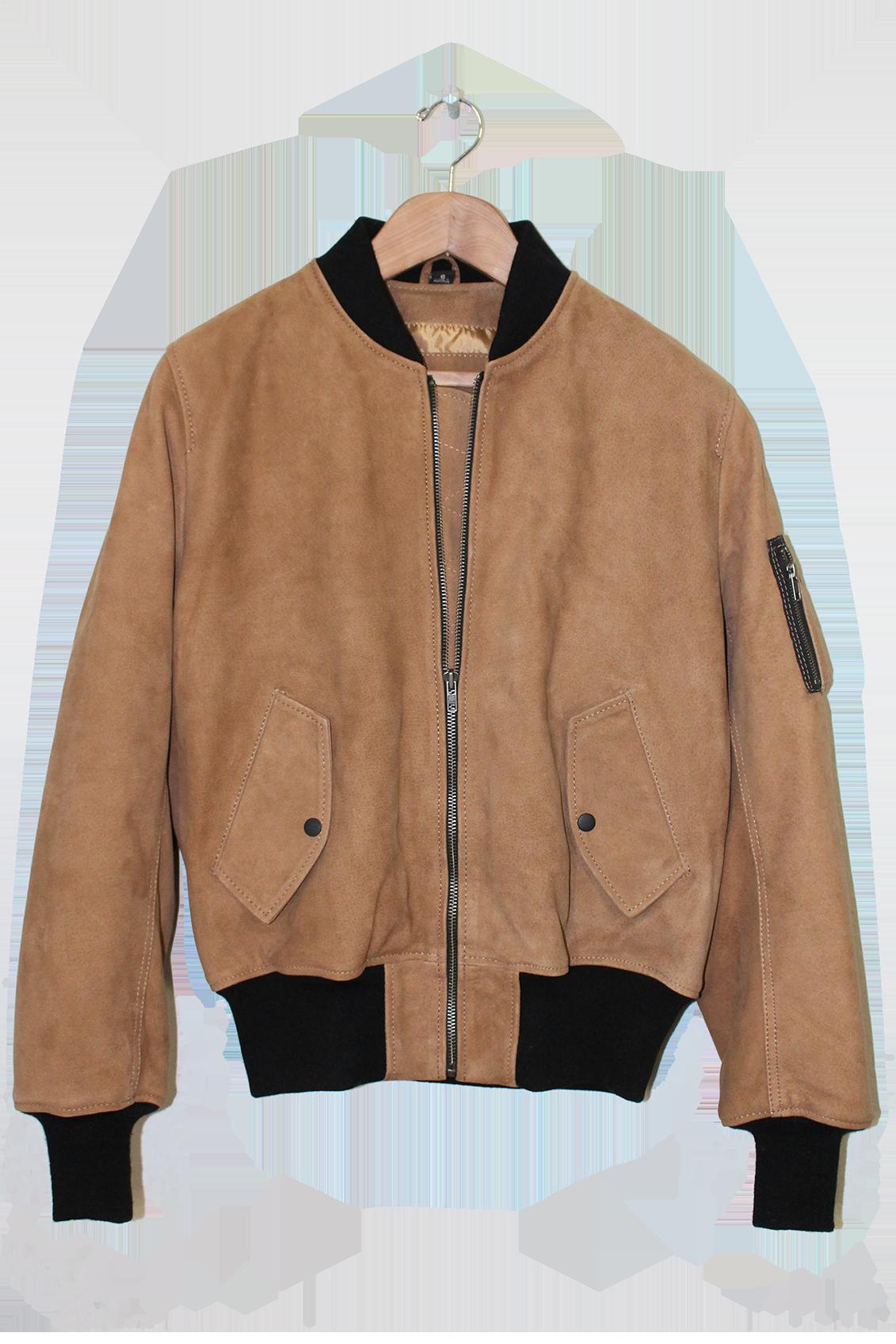 Mens jacket hs code - Mens Nubuck Ma 1 Bomber Jacket