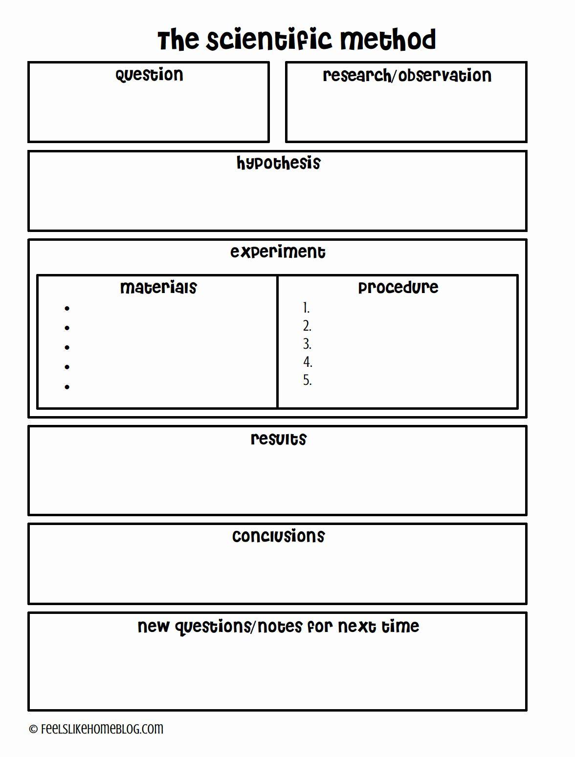 Scientific Method Examples Worksheet Unique Teaching The Scientific Met Teaching Scientific Method Scientific Method Free Printable Scientific Method Printable