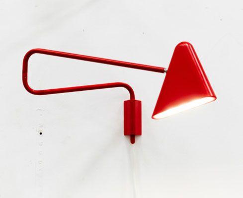 Luceplan lampada da parete fortebraccio d33nsp.100 bianco testa ...