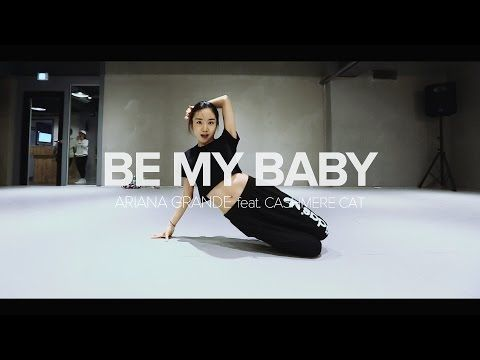 Be My Baby Ariana Grande Feat Cashmere Cat May J Lee