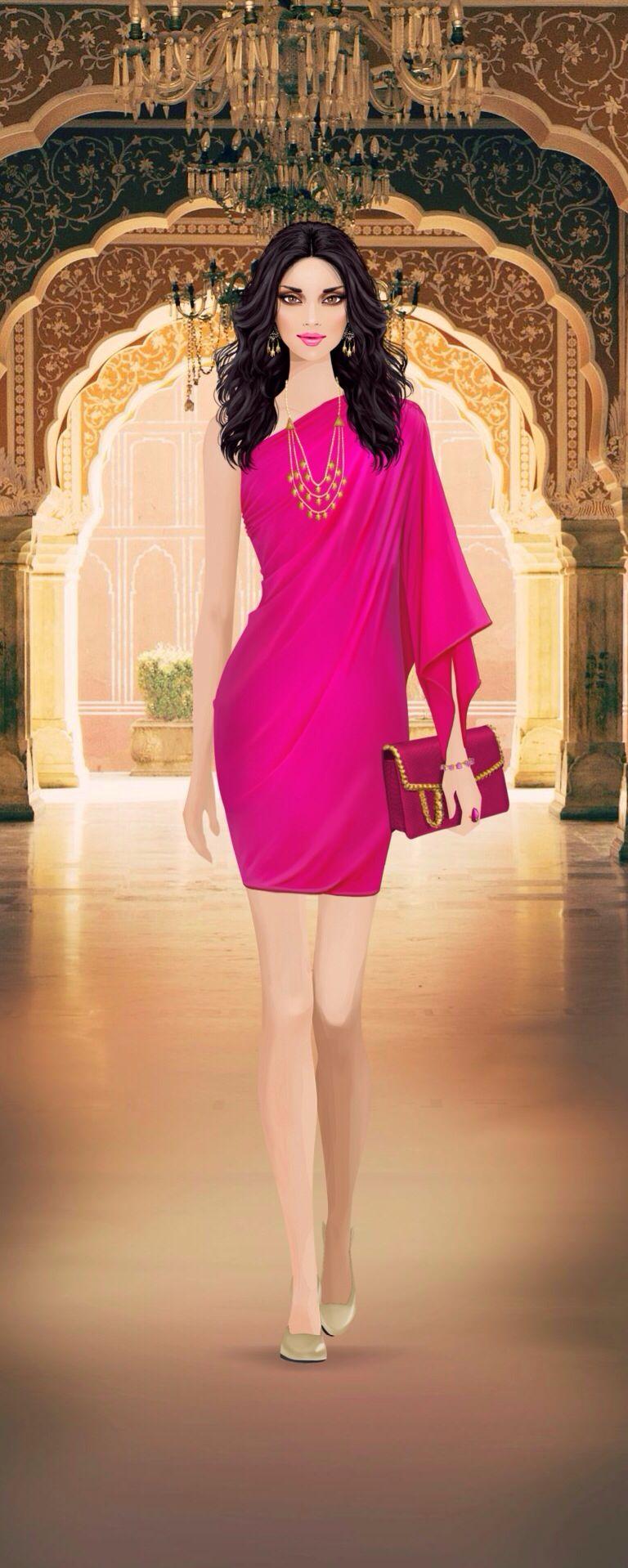 Bollywood Star\'s Wedding 4+ | Artwork | Pinterest | Vestidos de ...