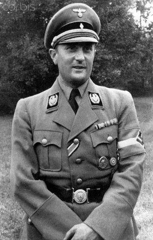 Reichsjugendführer Arthur Axmann | History World War II ...