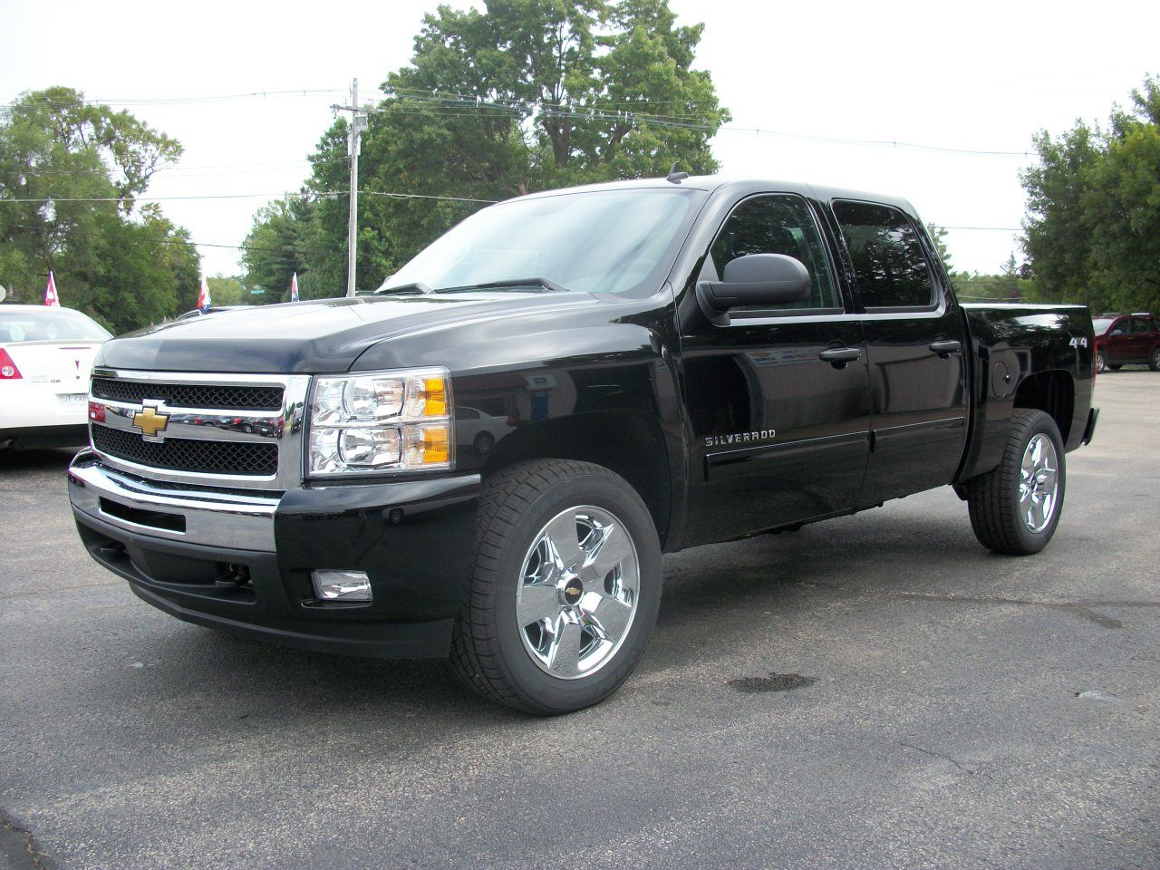 Truck black chevy truck : 2011 Chevy Silverado thats my truck lol | Lifted Trucks drives me ...