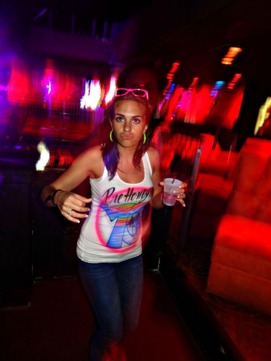 Ghost at Myrtle Beach Club..
