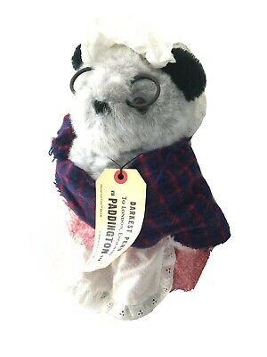 Eden Paddington Bear Aunt Lucy Darkest Peru Teddy Bear Plush Stuffed Animal 12 | eBay