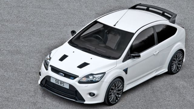 All Cars Nz 2013 Ford Focus Rs250 By Kahn Design Ford Focus Ford Focus Rs Ford