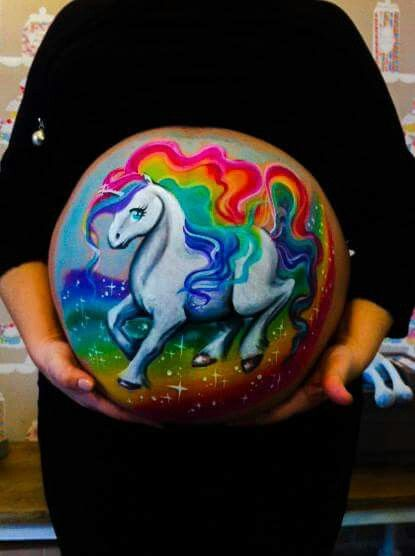 Pin By Magical Face Painting On Baby Bump  Pinterest