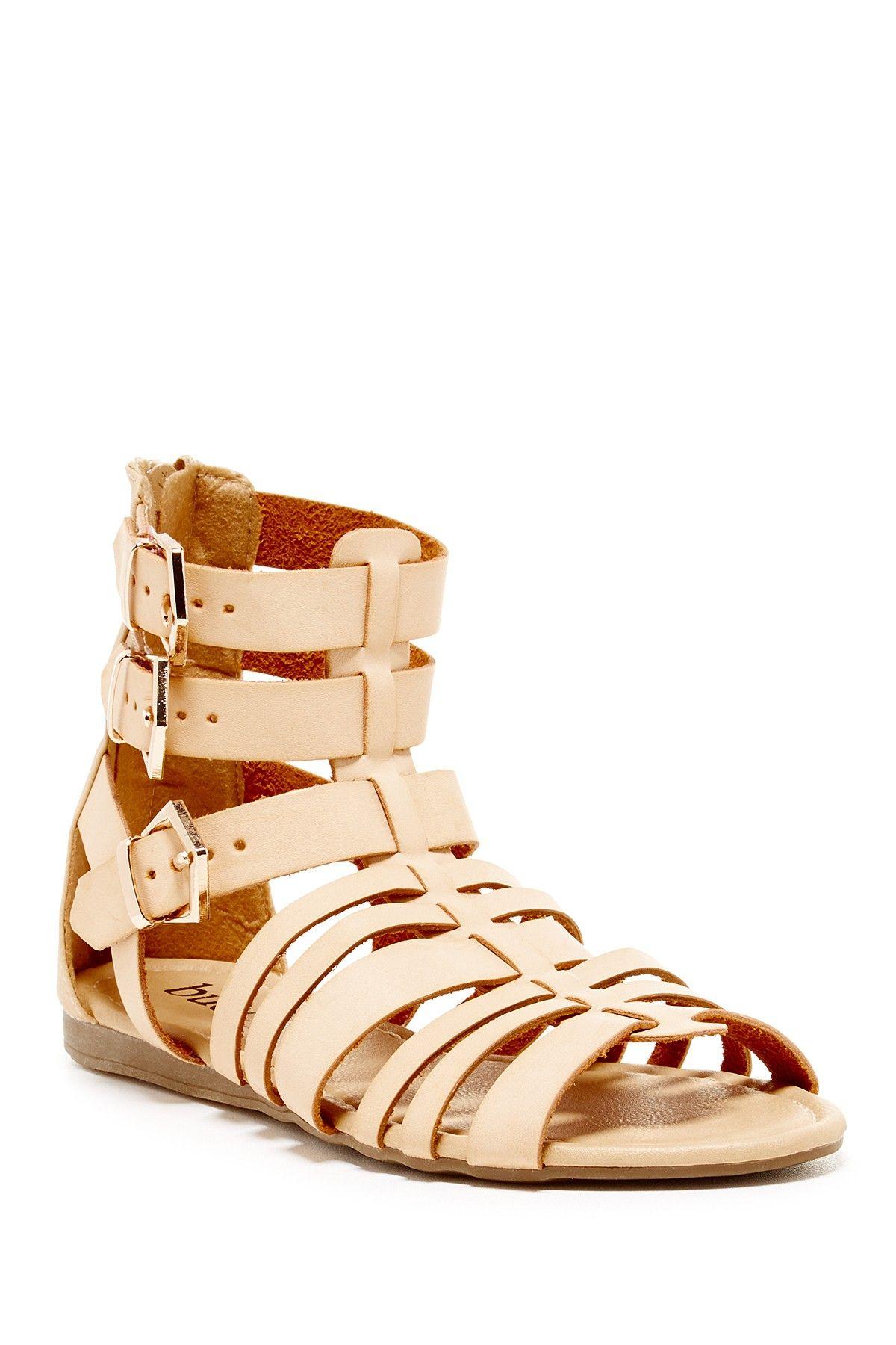 d7aff2b49d14d Shasha Gladiator Sandal